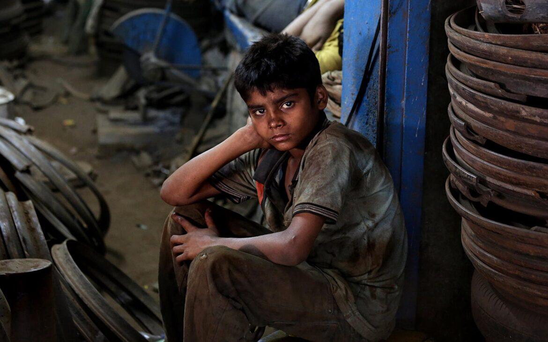 Uniunea Europeană își propune să pună capăt exploatării copiilor prin muncă până în 2025