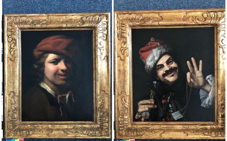 Două tablouri de valore în vârstă de peste 350 de ani, descoperite într-un container de gunoi de pe o autostradă din Germania
