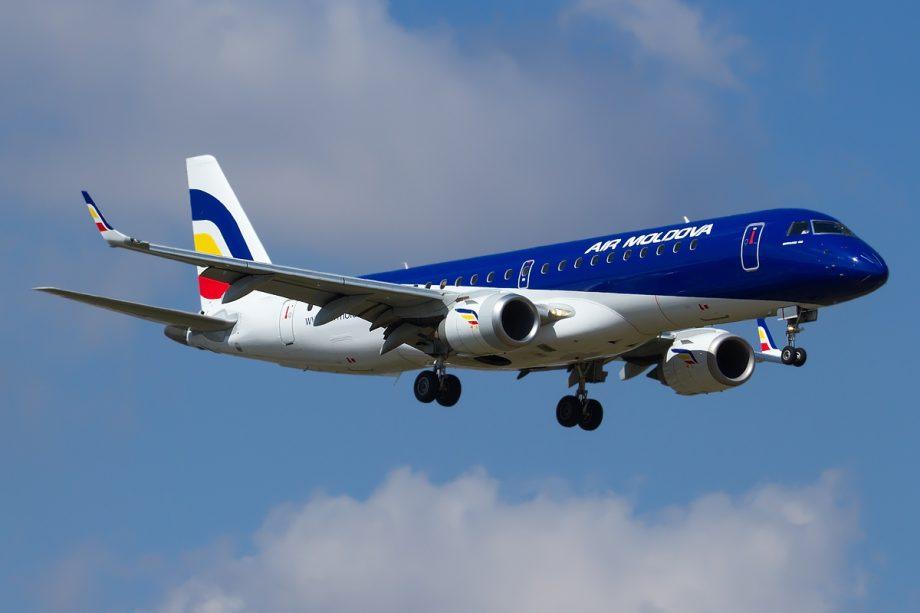 (grafic) Air Moldova a prezentat orarul zborurilor pentru perioada 16-30 iunie 2021