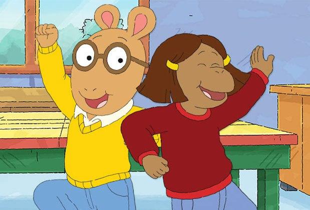 """Serialul de animație pentru copii """"Arthur"""" se va încheia după 25 de ani de difuzare"""