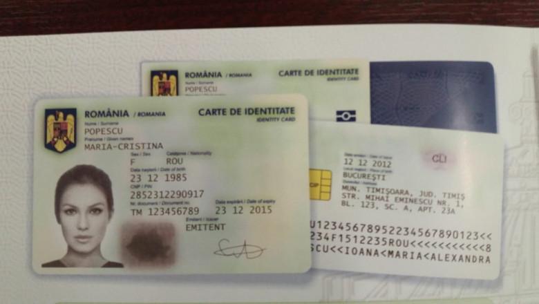 Un oraș din România a început emiterea buletinelor electronice. Acestea includ amprente, cip și imaginea facială