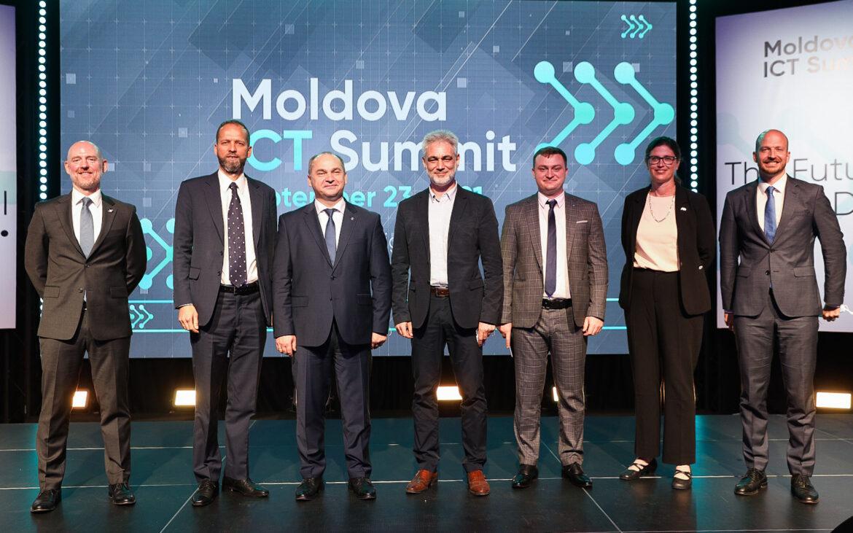 """Proiecte de dezvoltare a sectorului TIC pe agenda """"Moldova ICT Summit: The Future of Digital"""""""