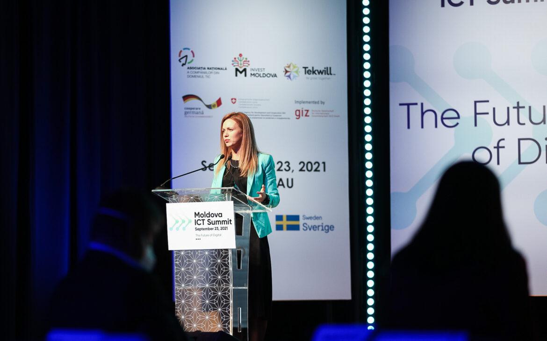 """EU4Moldova: Start-up City Cahul – exemplu de succes discutat de invitații """"Moldova ICT Summit: Future of Digital"""""""