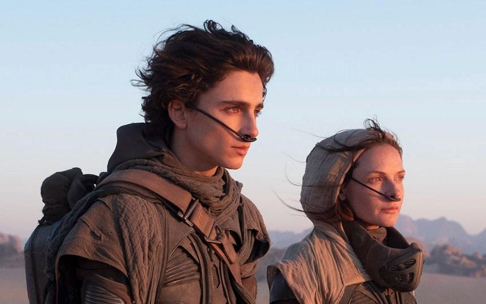 """(video) Lungmetrajul """"Dune"""" se instalează pe prima poziție a box-office-ului nord-american"""