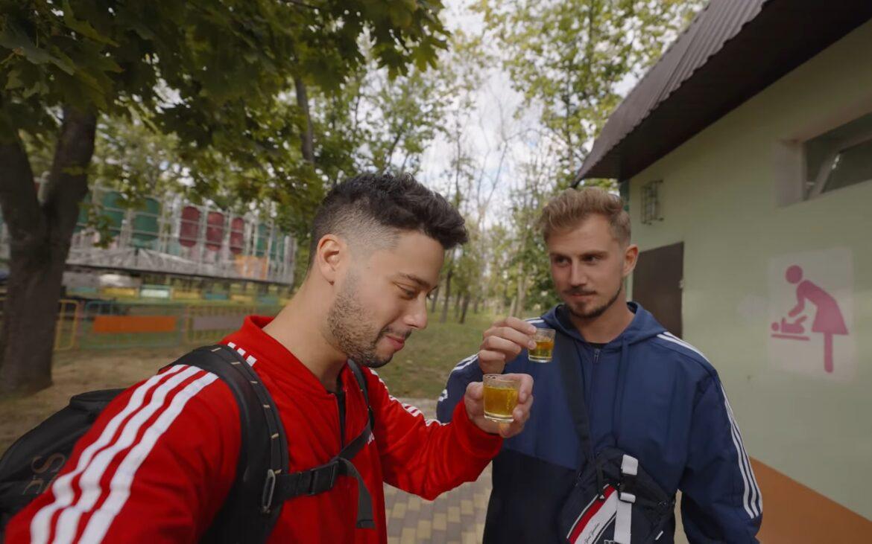 """(video) """"50 de ore în țara care nu există"""". Doi travel vlogger-i au vizitat regiunea transnistreană"""