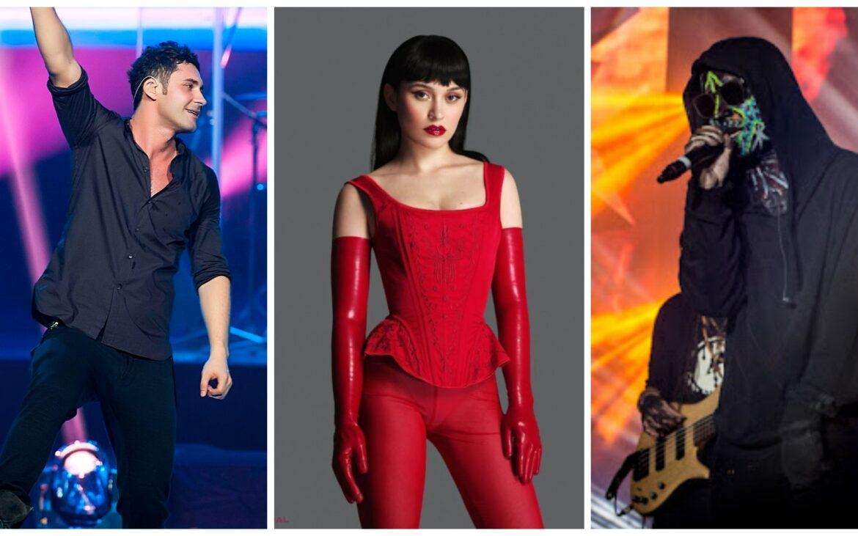 Ce tarife au pentru concerte Dan Balan, Carla's Dreams, The Motans, Irina Rimes și alți interpreți din Moldova